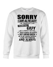 Gift for girlfriend and boyfriend - Kun 00 Crewneck Sweatshirt thumbnail