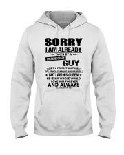 Gift for girlfriend and boyfriend - Kun 00 Hooded Sweatshirt thumbnail