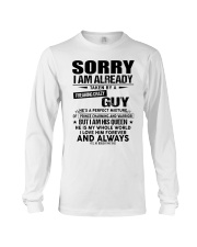Gift for girlfriend and boyfriend - Kun 00 Long Sleeve Tee thumbnail