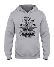 GOOD MAN D12 Hooded Sweatshirt front