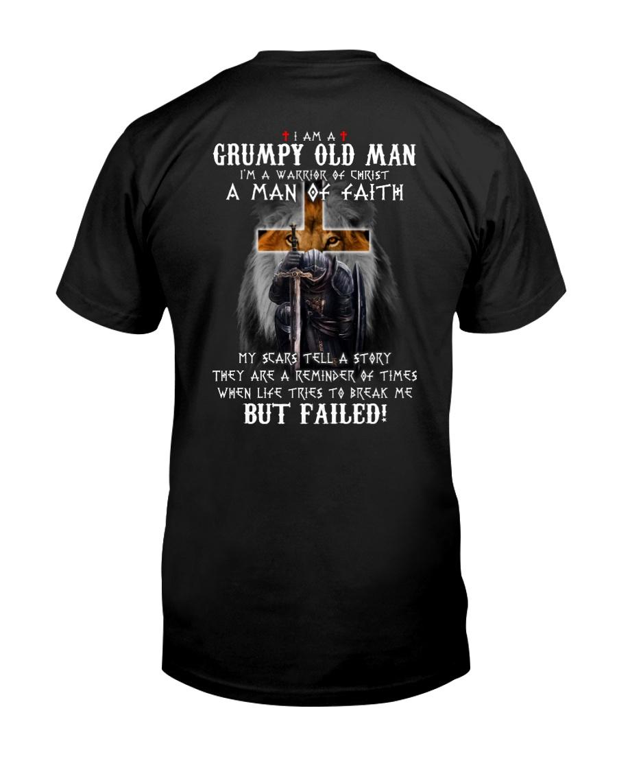 I'm a grumpy old man T0 T4-156 Classic T-Shirt