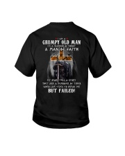 I'm a grumpy old man T0 T4-156 Youth T-Shirt thumbnail
