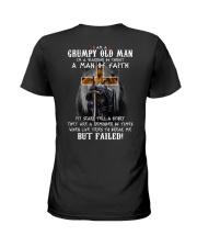 I'm a grumpy old man T0 T4-156 Ladies T-Shirt thumbnail