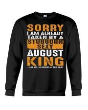 SORRY I AM ALREADY TAKEN - TAM08 Crewneck Sweatshirt thumbnail