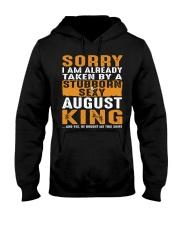 SORRY I AM ALREADY TAKEN - TAM08 Hooded Sweatshirt thumbnail