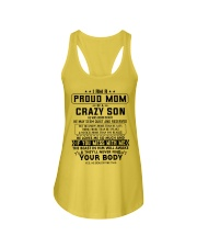 Perfect Gift for mom  Ladies Flowy Tank tile