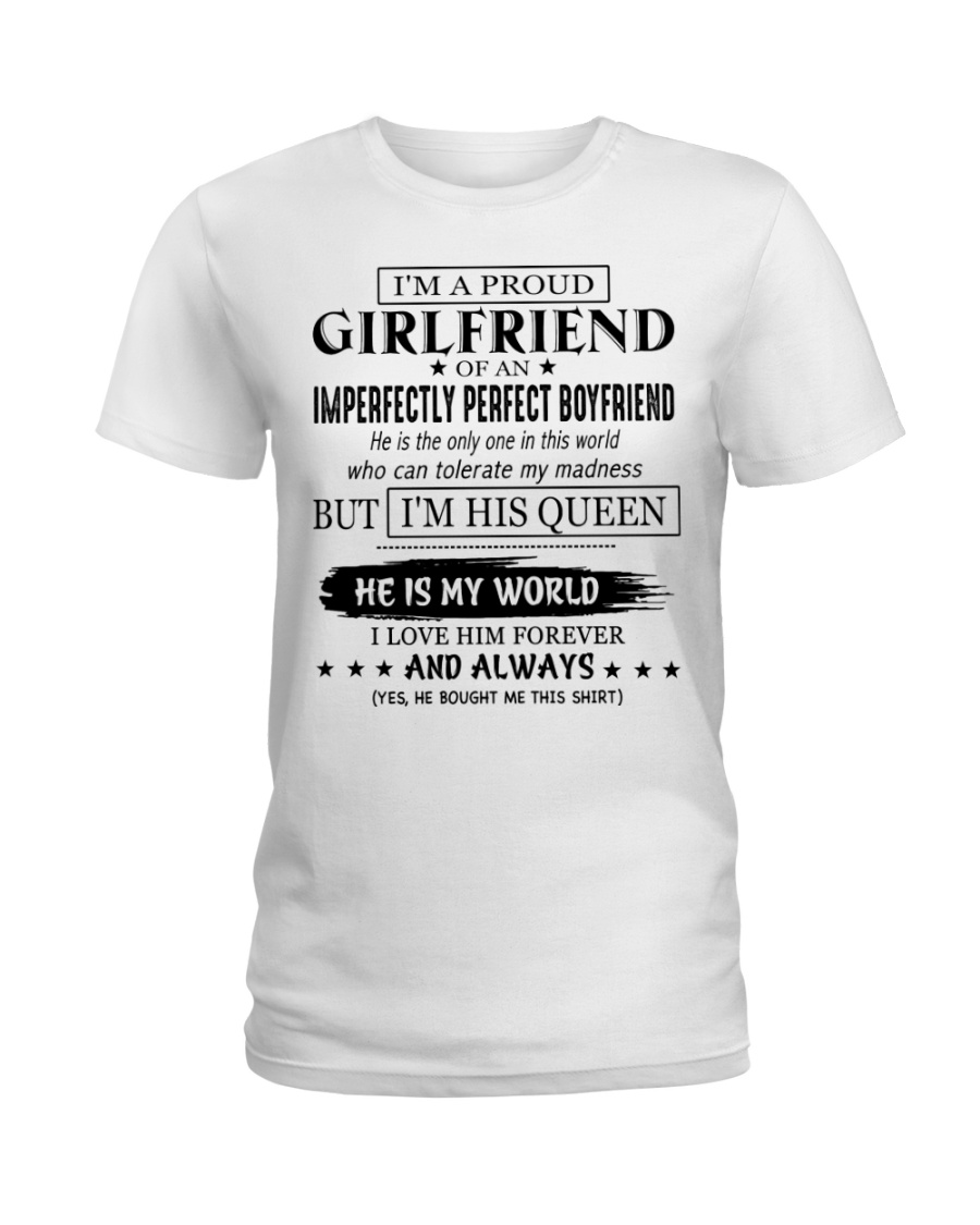 Gife for Girlfrend - CTUS00 Ladies T-Shirt