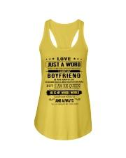 LOVE- BOYFRIEND- H07 Ladies Flowy Tank thumbnail