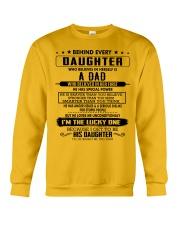 Daughter - T0 Crewneck Sweatshirt thumbnail