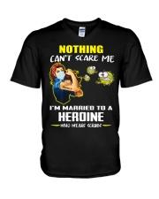 Nurse wife T0 T3-246 V-Neck T-Shirt thumbnail