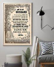 Special gift for husband - C 16x24 Poster lifestyle-poster-1