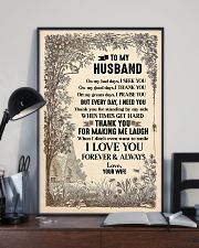 Special gift for husband - C 16x24 Poster lifestyle-poster-2