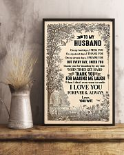Special gift for husband - C 16x24 Poster lifestyle-poster-3