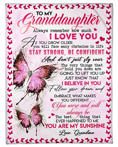Special gift for your granddaughter - C 286
