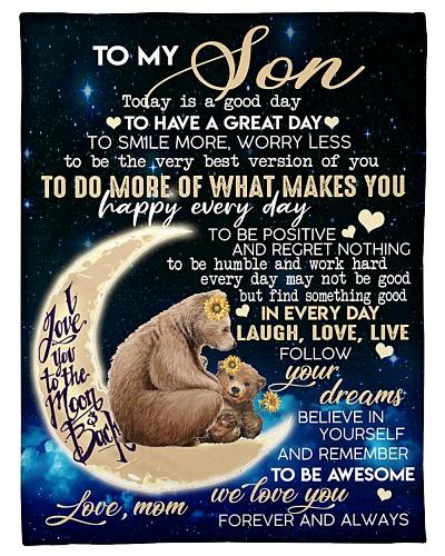 To my dear son S-0