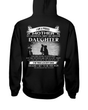 I AM A PROUD MOTHER OF A AWESOME DAUGHTER Hooded Sweatshirt thumbnail