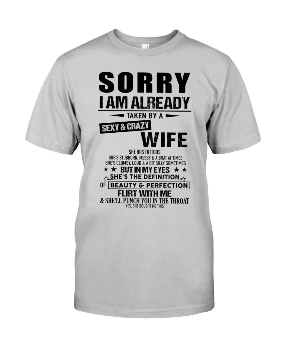 Gift for Boyfriend -  wife - TINH TT Classic T-Shirt