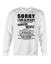 Gift for Boyfriend -  wife - TINH TT Crewneck Sweatshirt thumbnail