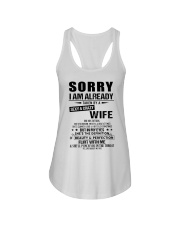 Gift for Boyfriend -  wife - TINH TT Ladies Flowy Tank thumbnail