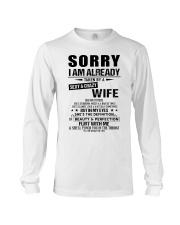 Gift for Boyfriend -  wife - TINH TT Long Sleeve Tee thumbnail