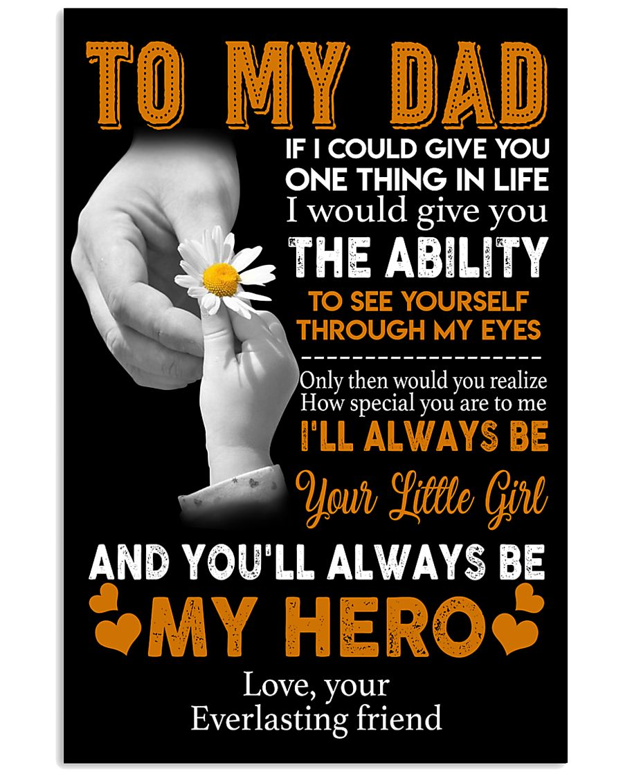 Special gift for dad - C 135 11x17 Poster