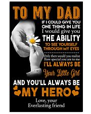 Special gift for dad - C 135 11x17 Poster front