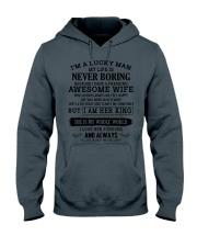 I'm a lucky man W - D12 December Hooded Sweatshirt thumbnail