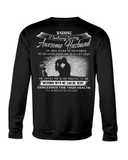 PERFECT GIFT FOR YOUR WIFE - DECEMBER Crewneck Sweatshirt thumbnail