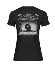 PERFECT GIFT FOR YOUR WIFE - DECEMBER Premium Fit Ladies Tee thumbnail