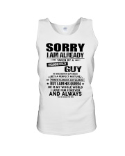 perfect gift for your girlfriend nok09 Unisex Tank thumbnail