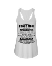 Perfect gift for Mother - Lucky Mom- A00 Ladies Flowy Tank thumbnail