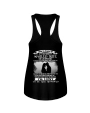 Perfect gift for your husband - T07 Woman Ladies Flowy Tank thumbnail