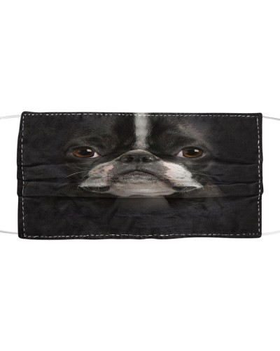 Own special with this mask - bull boston