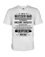 Special gift for Father- nok08 V-Neck T-Shirt thumbnail