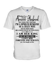 Perfect gift for husband AH00 V-Neck T-Shirt thumbnail