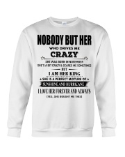 Special gift for loved one - Kun 11 Crewneck Sweatshirt thumbnail