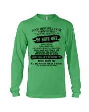 1 DAY LEFT - GET YOURS TATTOOS Long Sleeve Tee thumbnail