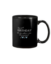 My 55th birthday the one where i was quarantine Mug thumbnail