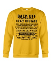 Gift for wife T0 T3-180 Crewneck Sweatshirt thumbnail
