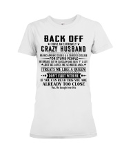 Gift for wife T0 T3-180 Premium Fit Ladies Tee thumbnail