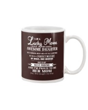 I am a Lucky Mom- I have an Awesome Daughter- Kun  Mug thumbnail