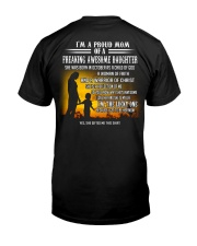 Mother- CT10 daughter Ladies T-Shirt Classic T-Shirt thumbnail