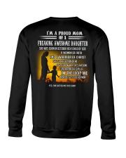 Mother- CT10 daughter Ladies T-Shirt Crewneck Sweatshirt thumbnail