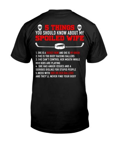 hockey mom - Perfect gift for husband