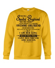 Special gift for boyfriend - C04 Crewneck Sweatshirt tile