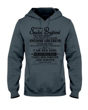 Special gift for boyfriend - C04 Hooded Sweatshirt thumbnail