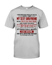 Gift for boyfriend - C00 Classic T-Shirt front