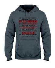 Gift for boyfriend - C00 Hooded Sweatshirt thumbnail