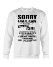 Gift for Boyfriend - TINH00 Crewneck Sweatshirt thumbnail