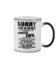 Special gift for Boyfriend - Kun 04 Color Changing Mug thumbnail